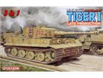 DRAGON 6253 Sd.Kfz.181 TIGER 1/35