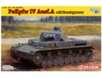 DRAGON 6816 1/35 Pz.Kpfw IV Ausf.A w/add-on armor