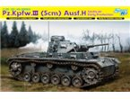 DRAGON 6641 PZ.III AUSF H EARLY