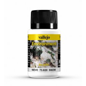 Vallejo Environment - Snow
