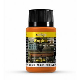 Vallejo Engine Effects - Diesel Stains