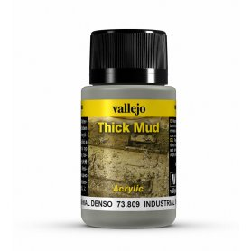 Vallejo Thick Mud - Industrial Mud 40ml