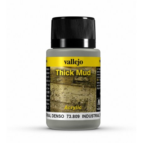 Vallejo Thick Mud - Industrial Mud 40ml
