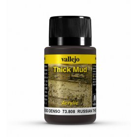 Vallejo Thick Mud - Russian Mud 40ml