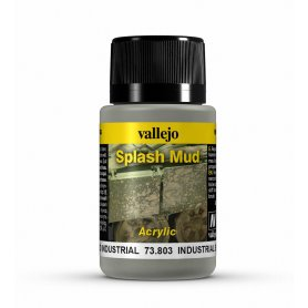 Vallejo Splash Mud - Industrial Mud 40ml