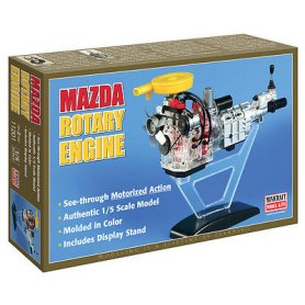 Minicraft 1:5 Mazda Rotary Engine
