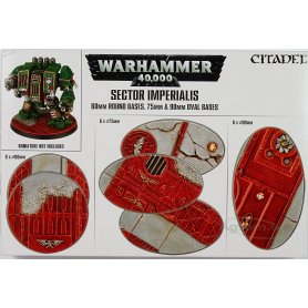 Sector Imperialis Oval Bases