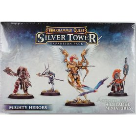 Warhammer Quest Silver Tower: Mighty Heroes
