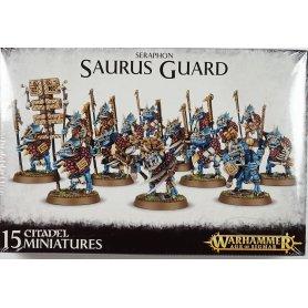 Seraphon Saurus Guard (Lizardmen Temple Guard)