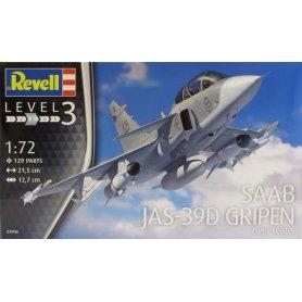 Revell 03956 1/72 Saab JAS-39D Gripen Twinseater