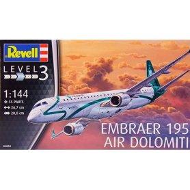 Revell 04884 Embraer ERJ-195 1/144