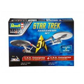 Revell 05721 Zestaw Upominkowy Star Trek