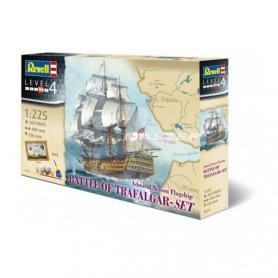 Revell 05767 Zestaw Upominkowy Battle of Trafalgar