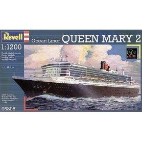 REVELL 05808 STATEK MINI 1/1200 /05808/ QUEEN MARY