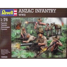 REVELL 02529 ANZACS WWII
