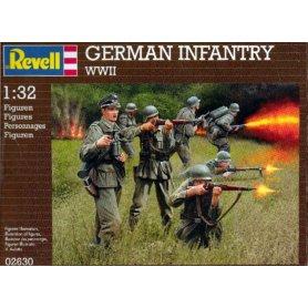 REVELL 02630 GER.INFANTRY WWII 1/32