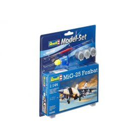 Revell 63969 Model Set Mig-25 Foxbat