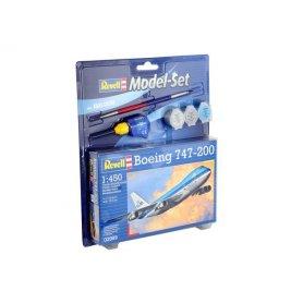 REVELL 63999 BOENING 747-200