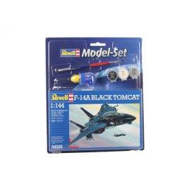 REVELL 64029 MODEL SET F-14A TOMCAT