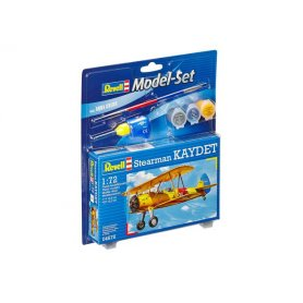 REVELL 64676 MODEL SET 1/72 /64676/ STEARMAN KAYDE