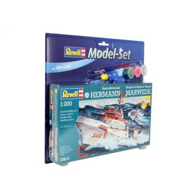 Revell 65812 DGzRS Herman Marwede