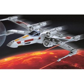 REVELL 06656 X-WING FIGHTER STAR W.