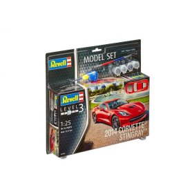 REVELL 67060 MODEL SET 1/25 /67060/ 2014 CORVETTE