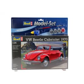 REVELL 67078 SET VW BEETLE CABRIO