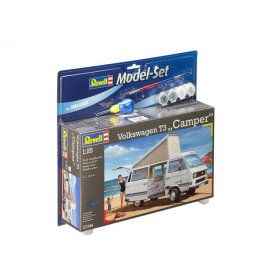 REVELL 67344 MODEL SET 1/25 /67344/ VOLKSWAGEN T3