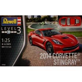 Revell 07060 2014 Corvette Stingray C7