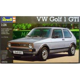 REVELL 07072 VW GOLF I GTI