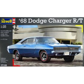 REVELL 07188 1968 DODGE CHARGER