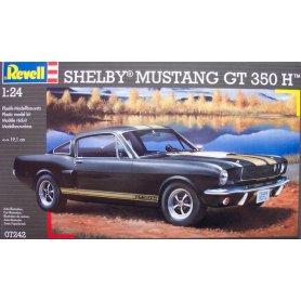 REVELL 07242 SHELBY MUSTANG GT 350