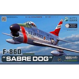Kitty Hawk 32007 F-86D