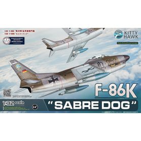 Kitty Hawk 32007 F-86K