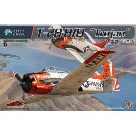 Kitty Hawk 32014 T-28 B/D