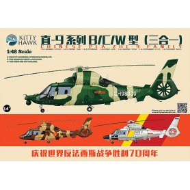 Kitty Hawk 80109 Zhi-9 B / C / W