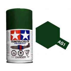 Tamiya 86501 AS-1 Dark Green