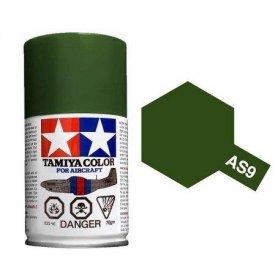 Tamiya 86509 AS-9 Dark Green Raf