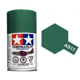Tamiya 86517 AS-17 Dark Green