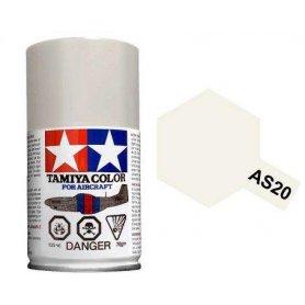Farba w sprayu Tamiya AS-20 Insignia White