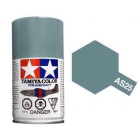 Farba w sprayu Tamiya AS-25 Dark Ghost Grey