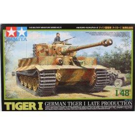 Tamiya 1:48 German Tiger I Late Production
