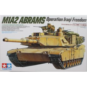 Tamiya 1:35 M1A2 Abrams - OPERATION IRAQI FREEDOM
