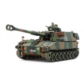 Tamiya 37022 M109A3G 1/35