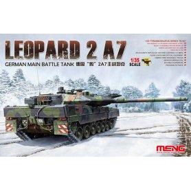 Meng 1:35 TS-027 Leopard 2 A7