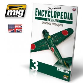 Encyclopedia of Aircraft Vol.3 Malowanie