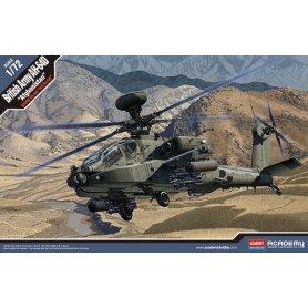 Academy 12537 AH-64D Royal Army Afganistan 1/72
