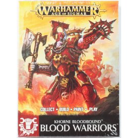 Blood Warriors Easy to Build