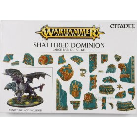 Large Base Detail AoS Shattered Dominion